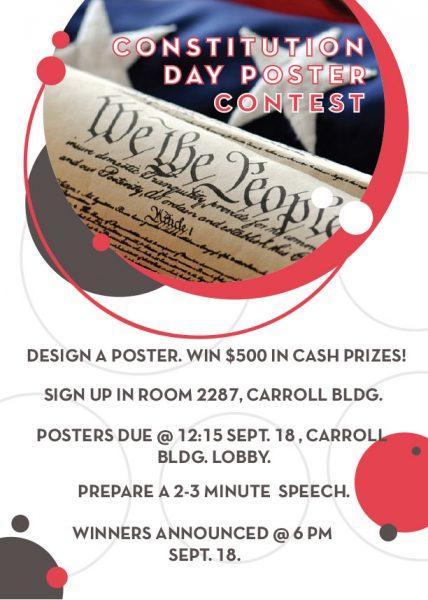 Constitution Poster Contest