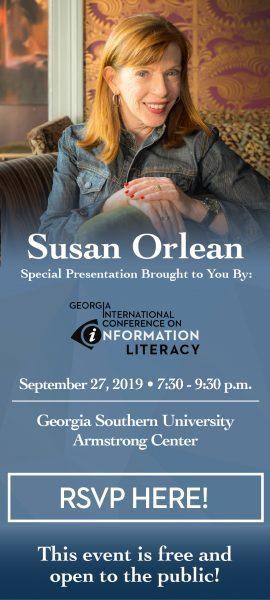 Susan Orlean Special Presentation
