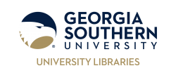 Georgia Southern University Libraries logo