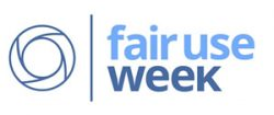 Fair Use Week Logo Blog