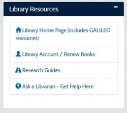 Mygeorgiasouthern Library Resources